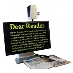 Onyx Deskset Video Magnifier